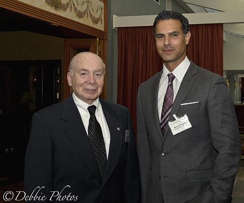 George Cecala and David Burgos