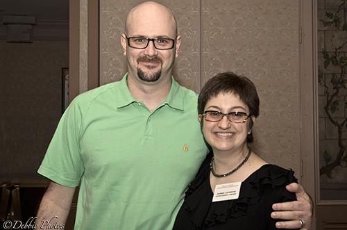 Jeannie Lockwood and Husband