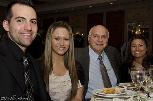 Nicole Degirolamo and Family