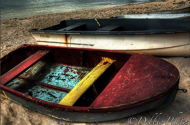 Battered Boats