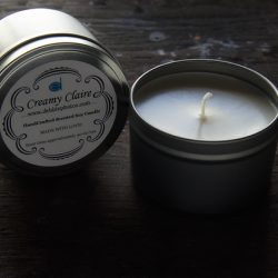 Creamy Claire Candle